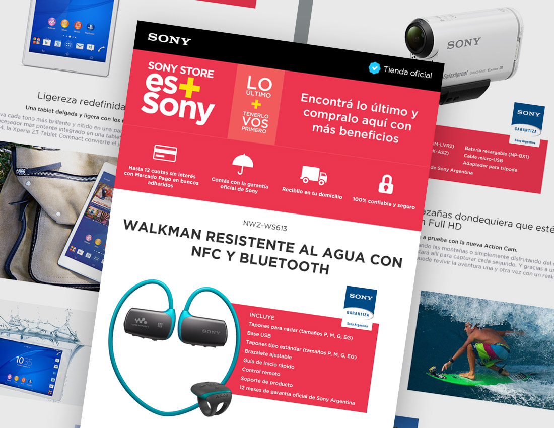 Sony en ML avatar