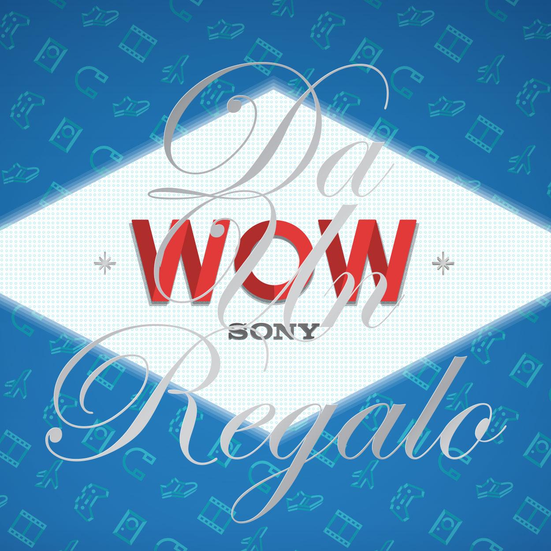 Sony Vidriera WOW